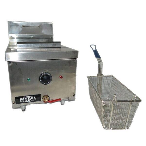 AMPTO FM2118E Metal Supreme Fryer