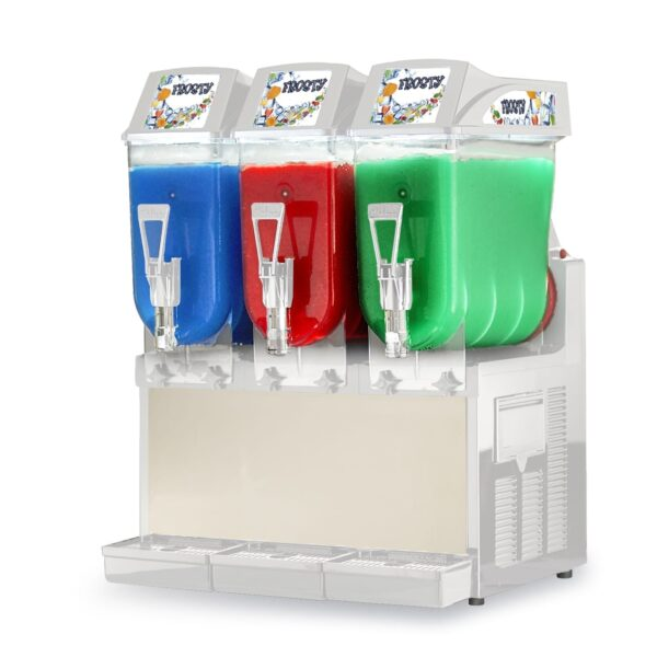 Frozen Drink Machine, Non-Carbonated, Bowl Type
