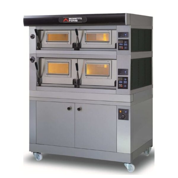 Oven, Deck-Type, Electric