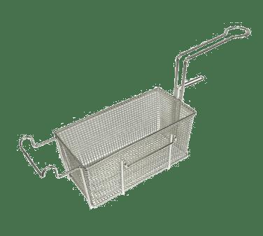 APW Wyott 3101225 Full Size Fry Basket for Left Side f/ Fryer EF-30