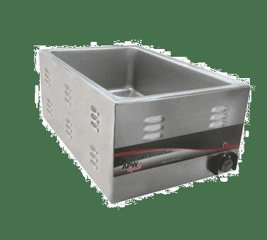 APW Wyott CW-2AI, Insulated Countertop Food Cooker/Warmer