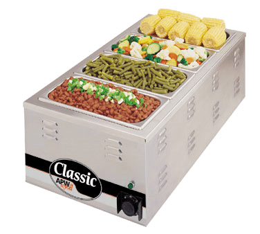 APW Wyott CW-3A, Insulated Countertop Food Cooker/Warmer