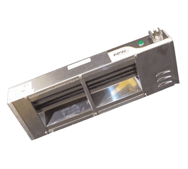 APW Wyott FD-24H-T, Single Calrod Overhead Food Warmer 24″
