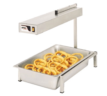 APW Wyott PD-1A, Countertop French Fry Display Warmer, 120V