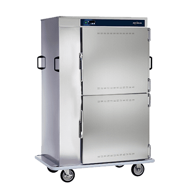 Alto-Shaam 1000-BQ2/128 Halo Heat® Banquet Cart, 128 p…