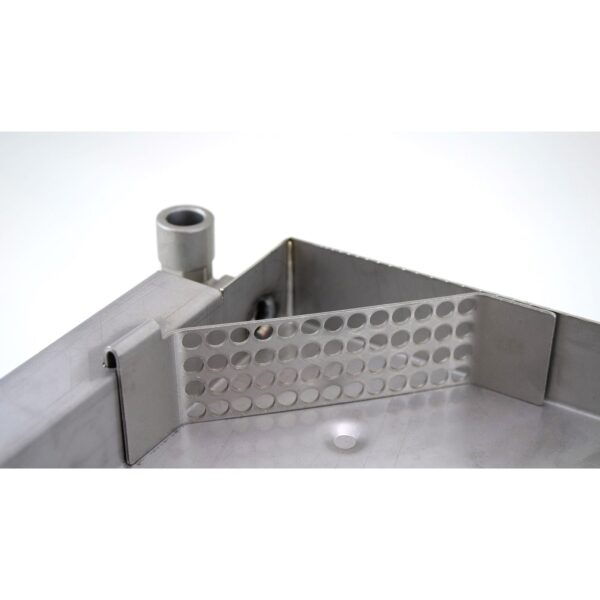 Alto-Shaam 14813 Drip Pan, with drain, stainles…
