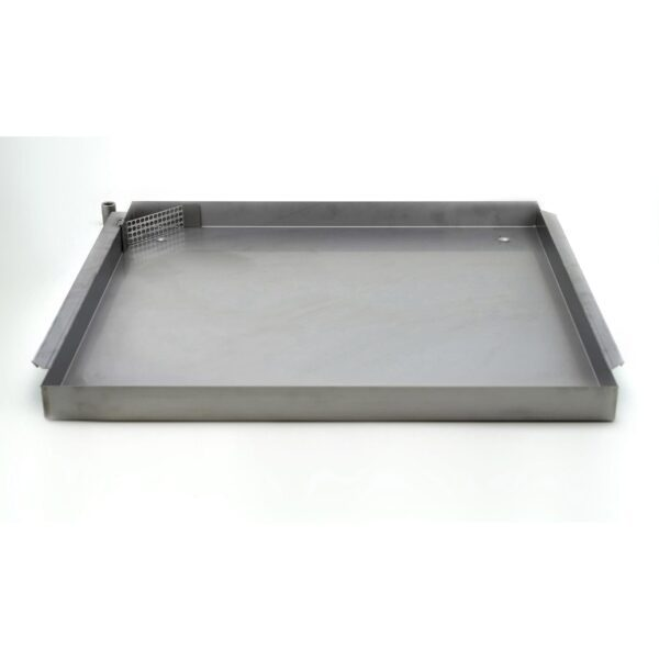 Alto-Shaam 14831 Drip Pan, with drain, stainles…
