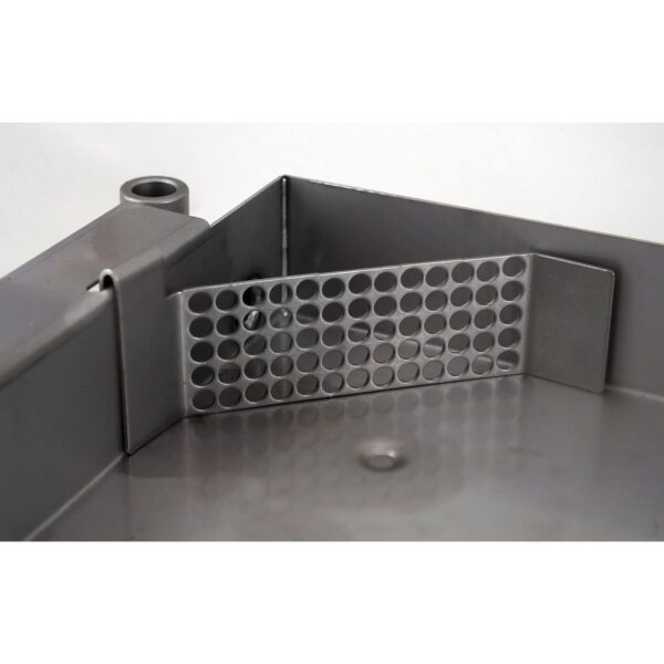 Alto-Shaam 5005616 Drip Pan, with drain, stainles…