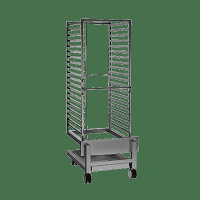 Alto-Shaam 5026385 Roll-In Pan Cart, (20) shelf p…