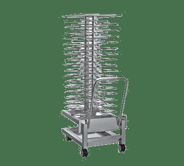 Alto-Shaam 5026387 Roll-In Plate Cart, (102) plat…