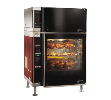 Alto-Shaam AR-7EVH-DBLPANE Rotisserie Oven, with ventless…