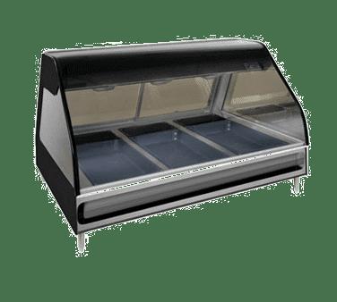 Alto-Shaam ED2-48/P-SS Halo Heat® Heated Display Case…