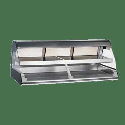 Alto-Shaam ED2-72/2S-BLK Halo Heat® Heated Two-Tier Dis…