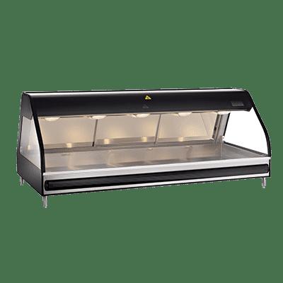 Alto-Shaam ED2-72-SS Halo Heat® Heated Display Case…