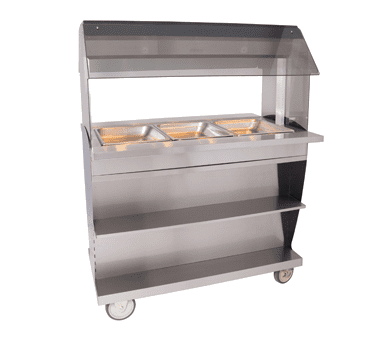 Alto-Shaam HFT2SYS-300 Halo Heat® Hot Food Table, sys…
