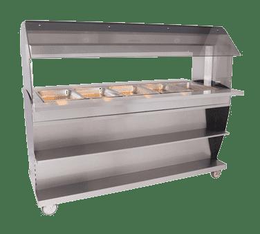 Alto-Shaam HFT2SYS-500 Halo Heat® Hot Food Table, sys…