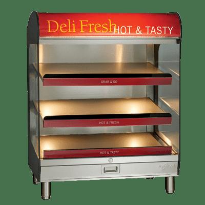 Alto-Shaam HSM-36/3S-CT HSM Series Hot Food Merchandis…