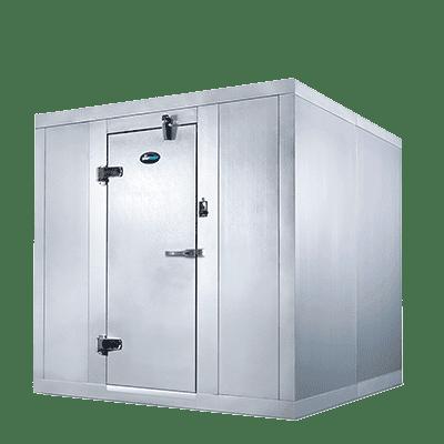 AmeriKooler DC061077**FBRC-O Outdoor Walk-in Cooler With Fl…