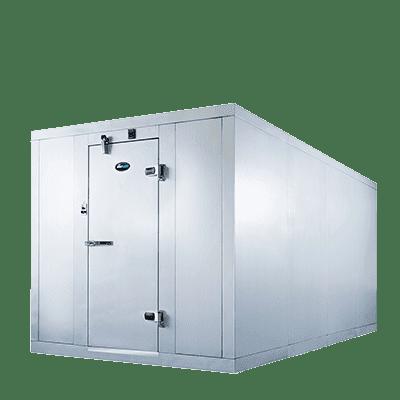 AmeriKooler DF101877**FBRM Indoor Walk-In Freezer, 10′ W …