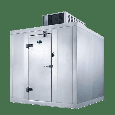 Walk In Freezer, Modular, Self-Contained