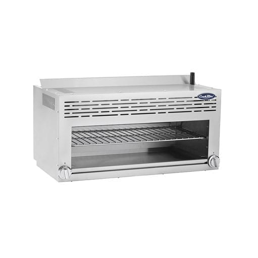 """Atosa USA, Inc. ATCM-36, 36"""" Cheese melter with Total 35,000 B.T.U/Range Mounting Kit Included"""