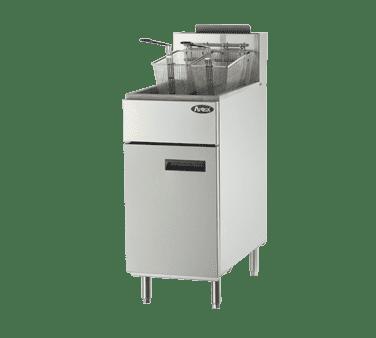 Atosa USA, Inc. ATFS-40, HD 40 LB S/S Deep Fryer
