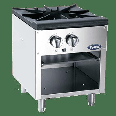 Atosa USA, Inc. ATSP-18-1, Single Stock Pot Stove