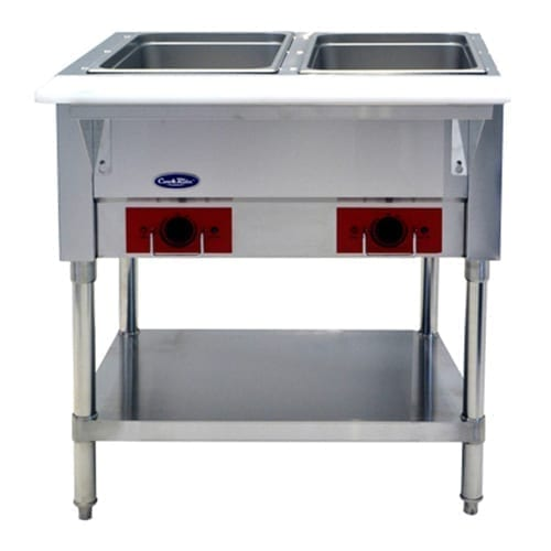 Steam Tables & Food Wells