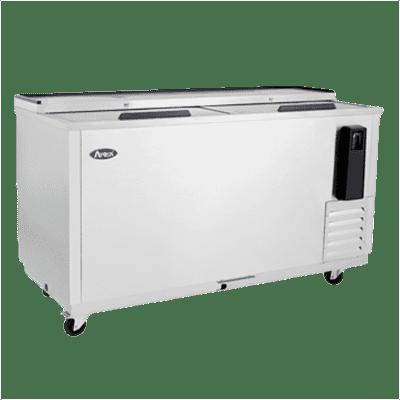 "Atosa USA, Inc. MBC65GR, 65"" Bottle Cooler – S/S"
