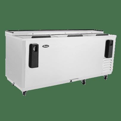 "Atosa USA, Inc. MBC80GR, 80"" Bottle Cooler – S/S"