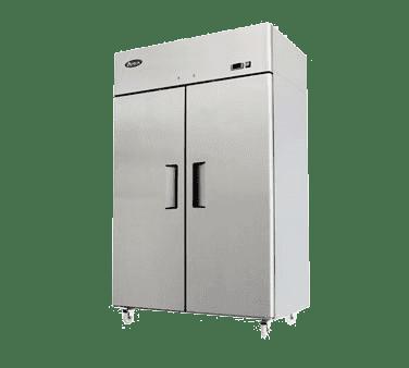 Atosa USA, Inc. MBF8002GR, Top Mount Two 2 Door Freezer