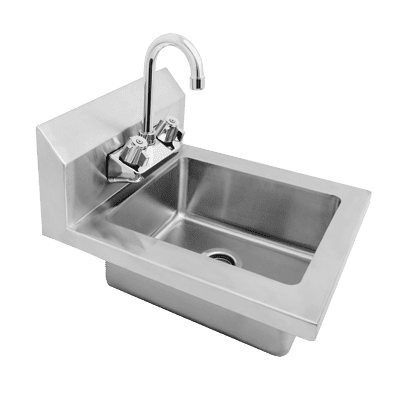 Atosa USA, Inc. MRS-HS-14, Hand Sink with Wrist Blade Handle