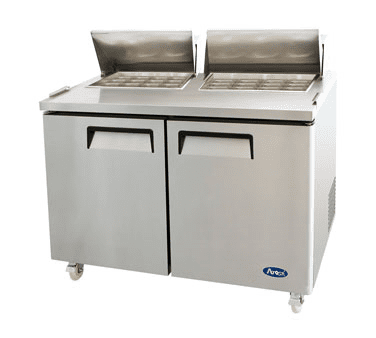Refrigerated Counter, Mega Top Sandwich / Salad Unit