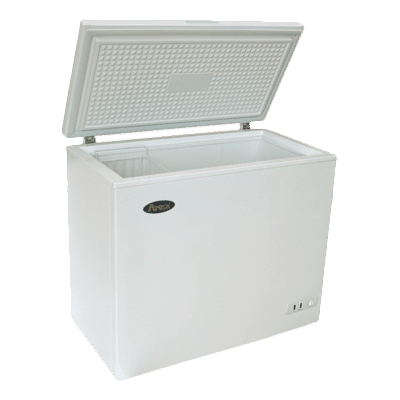 Atosa USA, Inc. MWF9007, Solid Top Chest Freezer, 7 Cu Ft