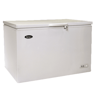 Atosa USA, Inc. MWF9010GR, Solid Top Chest Freezer, 10 Cu Ft