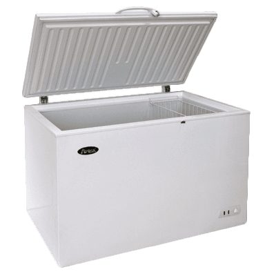 Atosa USA, Inc. MWF9016GR, Solid Top Chest Freezer, 16 Cu Ft