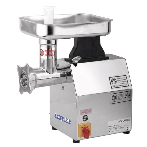 Atosa USA, Inc. PPG-12, Electric Meat Grinders w/#12 hub, 1 HP