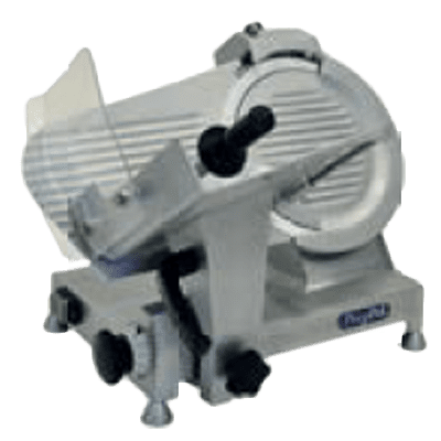 """Atosa USA, Inc. PPSL-14, 14"""" Heavy Duty Electric Meat Slicer 1/2 HP; Belt Driven"""