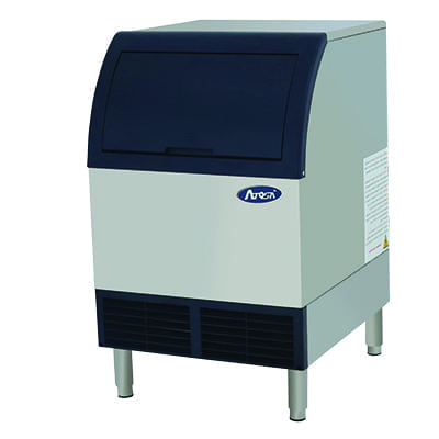 Ice Maker with Bin, Cube-Style