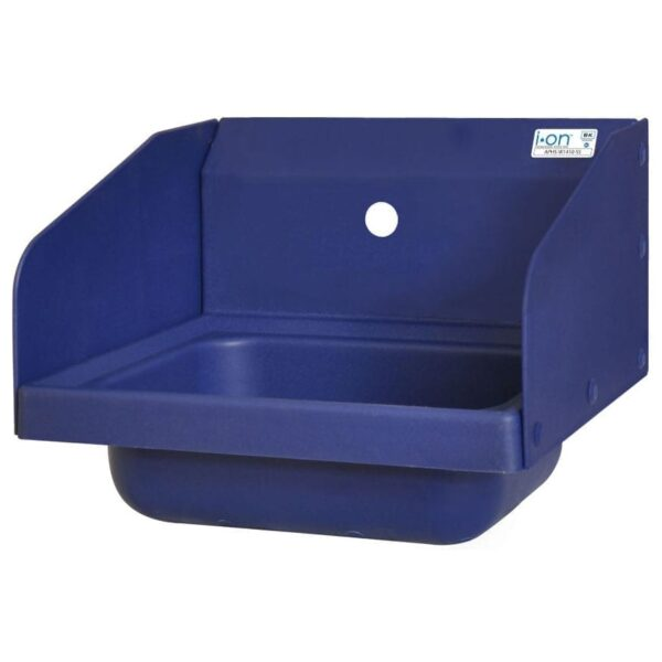 BK Resources APHS-W1410-1SSB Antimicrobial Hand Sink with (…