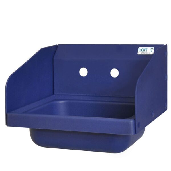 BK Resources APHS-W1410-SSB Antimicrobial Hand Sink