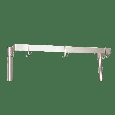 BK Resources APU-48 Pot Rack, table mount