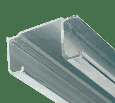 BK Resources BK-ADTK-48 Door Track, 48″, aluminum…
