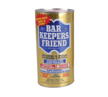 BK Resources BK-BKFCLEANER-12 Bar Keepers Friend® Stainless …