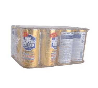 BK Resources BK-BKFCLEANER-CASE Bar Keepers Friend® Stainless …