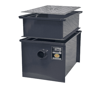 BK Resources BK-GT-EXT20 Grease Trap Extender