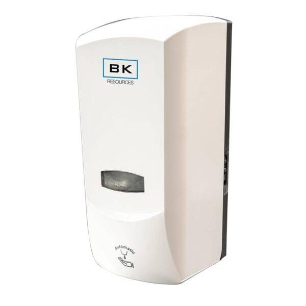 BK Resources BK-HFD-W Hands Free Sanitizer Dispenser…