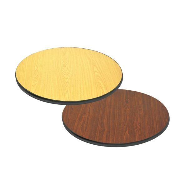 BK Resources BK-LT1-NW-24R Table Top, round
