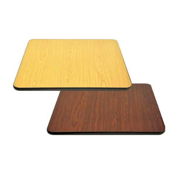 BK Resources BK-LT1-NW-3636 Table Top, square