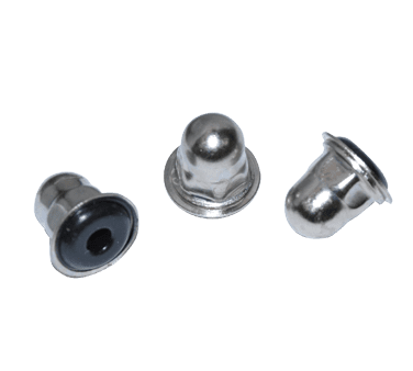 BK Resources BK-NPDN-1024S Dome Nut with Seal, #10-24, ni…